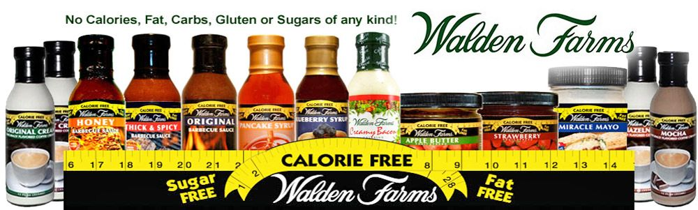 Walden Farms integratori alimentari e vitamine